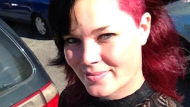 Miriam Holst mener hun ville blitt sur og rastløs av å være hjemme i permisjon lenge. Alle foto: privat