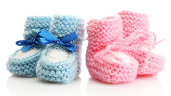 Blir det blått eller rosa? Illustrasjonsfoto: Shutterstock