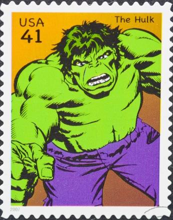 Slik ser Hulken ut. Illustrasjonsfoto: Crestock