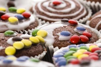 Er det noe galt med langpannekake eller muffins med non stop? Illustrasjonsfoto: Crestock