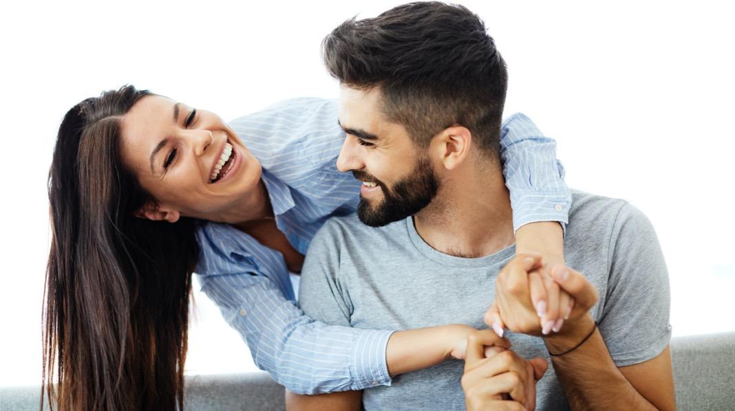 De lykkeligste har mest sex