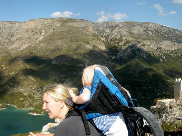 Vil de huske fjellturen vår til Guadalest i Sør-Spania? Eller blir det ett av mange minner som bare forsvinner?