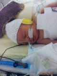 Nyfødte Ylva Elise. Foto: privat