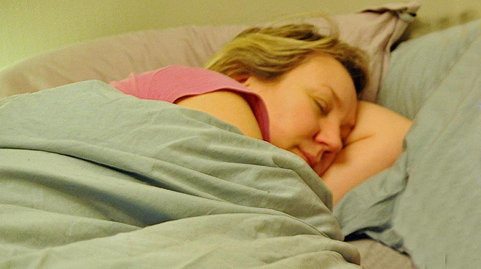 Mye raser gjennom Martes hode når hun prøver å få sove. Foto: privat