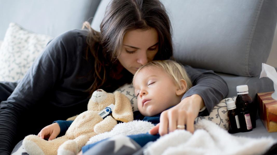 Når er barnet så sykt at det ikke har glede av å gå i barnehagen igjen etter sykdom? Illustrasjonsfoto: iStock