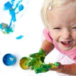 finger-painting-picture-id157644847