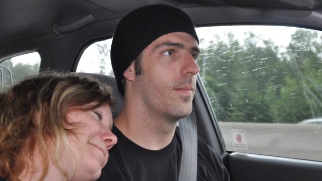 Road trip med kjæresten er balsam for sjelen. Foto: privat