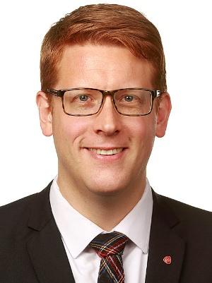 Stortingsrepresentant for Arbeiderpartiet, Martin Henriksen.