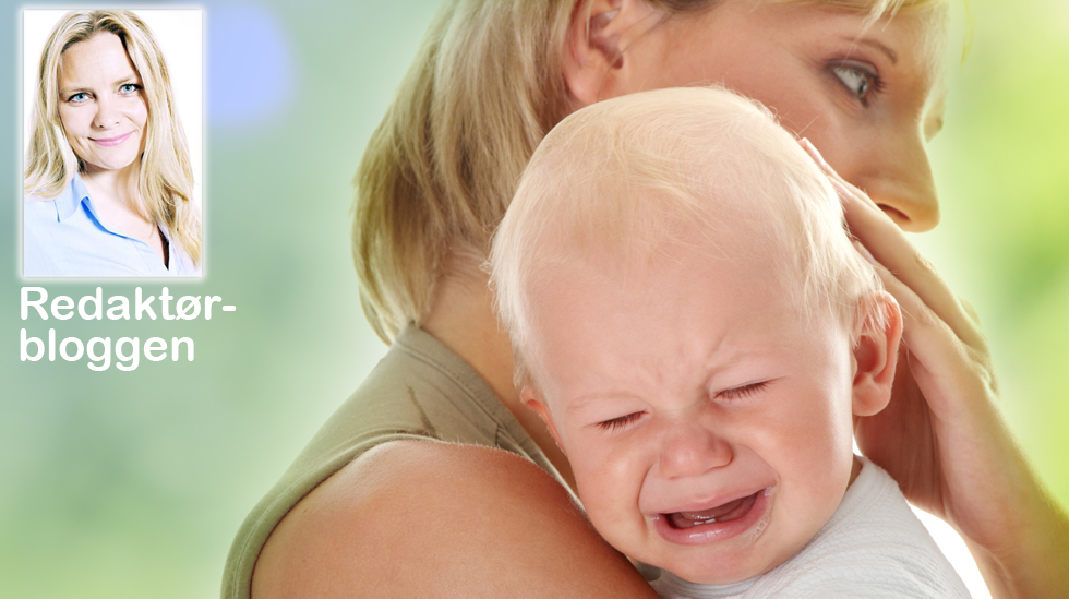Er babyer bare for mamma?