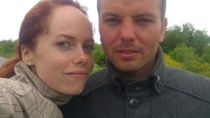 Bjørnstjernes foreldre, Rita og Erlend. Foto: privat