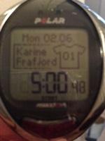 Helvetesuka dag 1: Kl. 05.00, klar for trening!