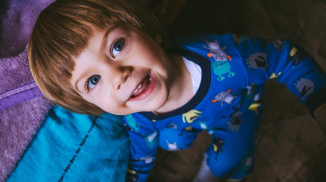100 enkle trinn for å legge et barn