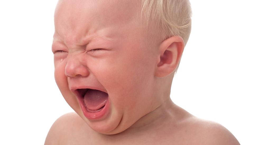 Husk at gråtingen og sutringen går over, og at noe nytt og spennende venter på andre siden av den vanskelige perioden. Illustrasjonsfoto: Shutterstock