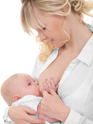 Heldigvis er brystvegring stort sett et forbigående problem.