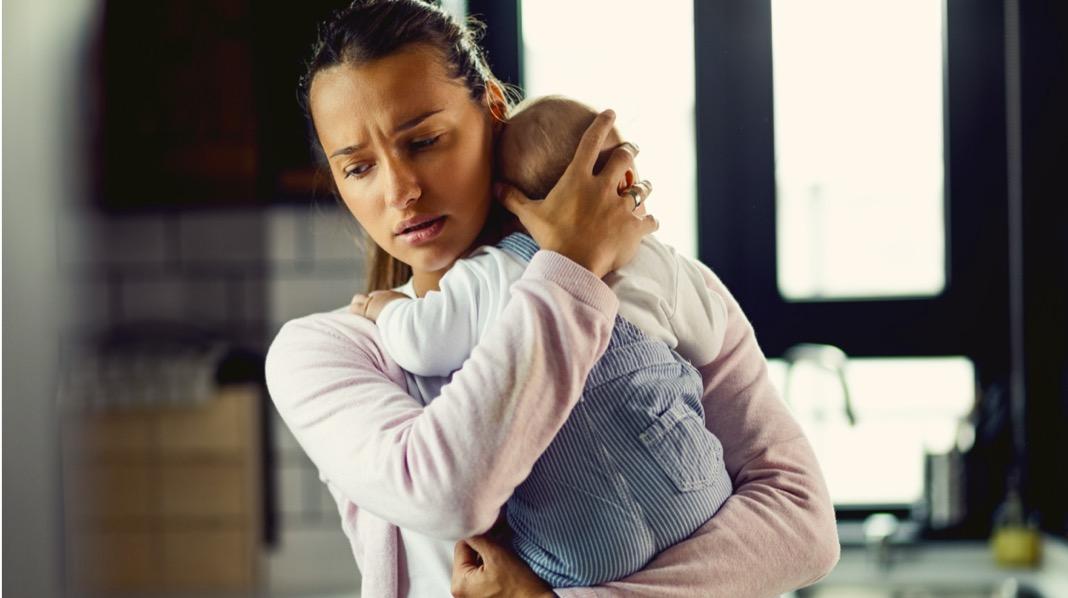 Foreldres engstelse smitter over på barna