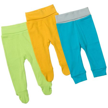 Bukser i størrelsene 62-68, 50-56 og 68-74.