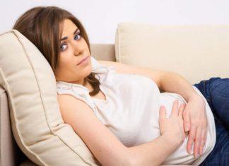 Blødning gravid