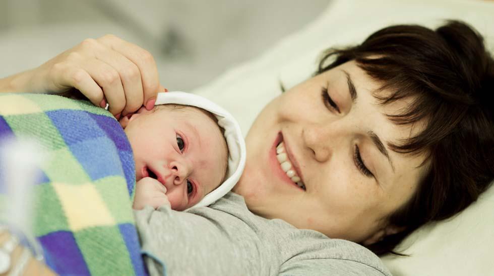 En perfekt fødsel er ikke nødvendigvis en uten smerter eller bruk av smertelindring. Men en som opplevdes bra. Illustrasjonsfoto: Shutterstock