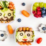 school-lunch-box-for-kids-top-view-flat-lay-picture-id592386420