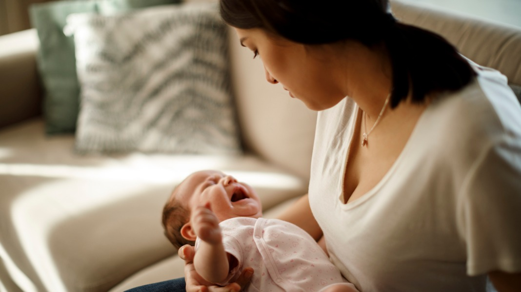 Matvarer får ofte ufortjent skylden for uro hos babyer. Foto: iStock