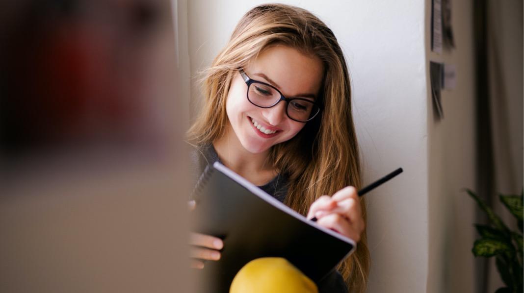 Skriv brev til barnet ditt