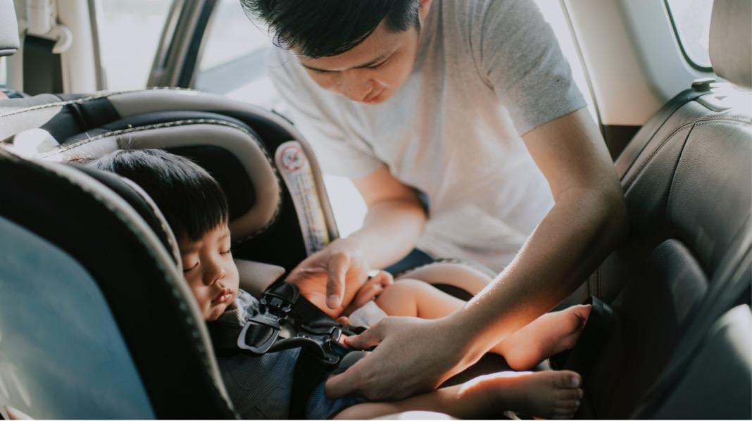 Slurv med bilbeltet kan bety forskjell på liv og død