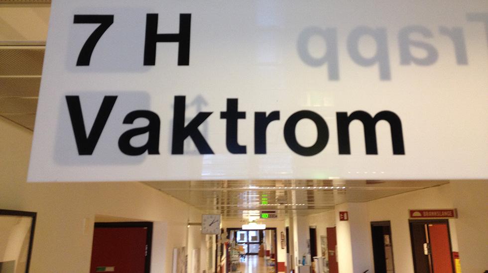 Fødeloftet ved Stavanger Universitetssjukehus. Foto: privat