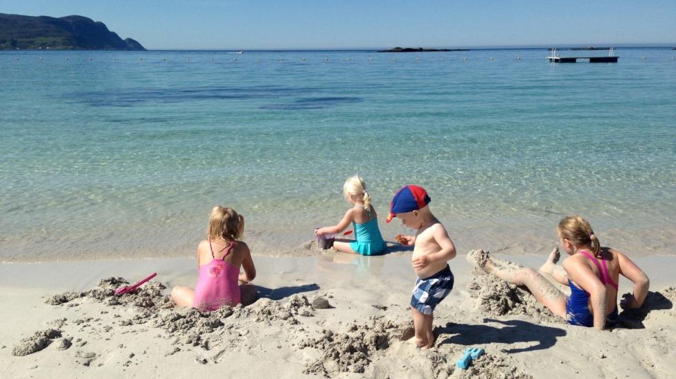 Norgesguiden for småbarnsfamilier
