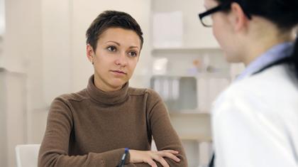 Tegn på fødselsdepresjon kan også fanges opp på seksukerskontrollen.