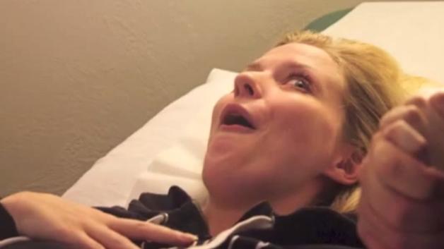 23. juli 2014 fikk Ashley og Tyson en enorm overraskelse på ultralydundersøkelsen.