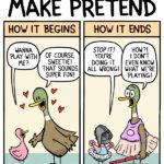 make-pretend