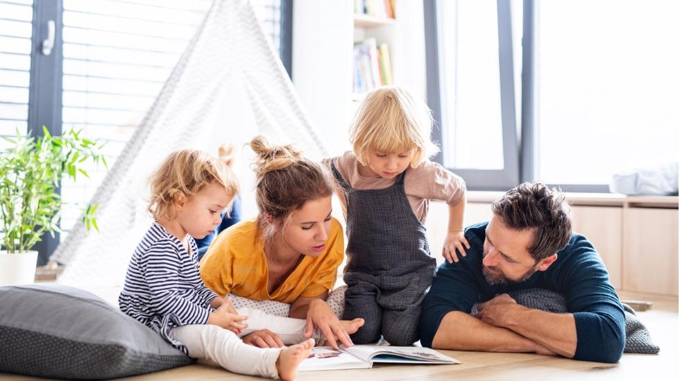 Ikke fyll opp kalenderen mer enn du trenger. Tid sammen som par og familie er viktig.