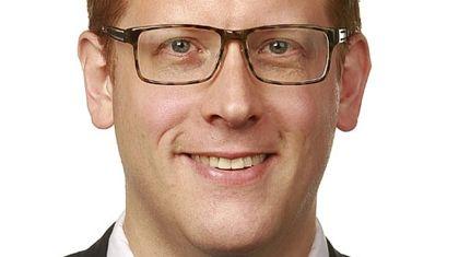 Leder av Arbeiderpartiets familieutvalg, Martin Henriksen. Foto: Stortinget/Terje Heiestad