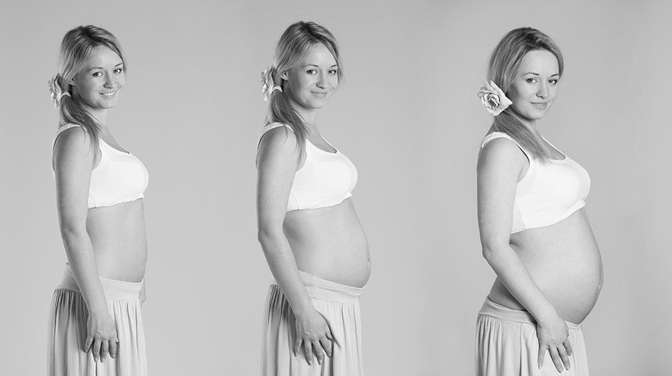 Simsalabim! Tenk om svangerskapet kunne gå så fort! Eller, kanskje det er best at vi får litt tid til å summe oss heller? Illustrasjonsfoto: Shutterstock