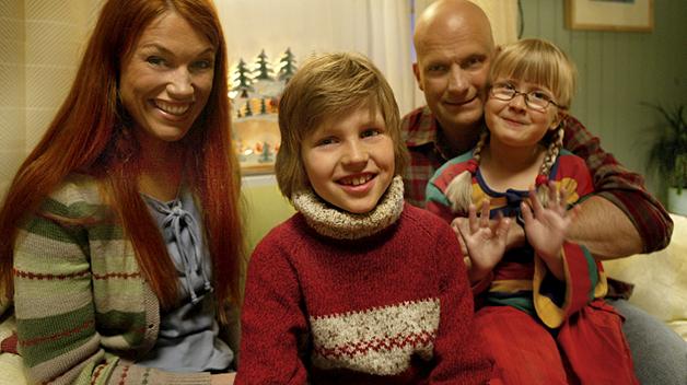 Jul i Svingen. Foto: Ole Kaland, NRK