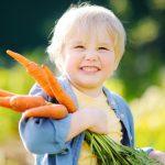 Kjøpe ferske grønnsaker
