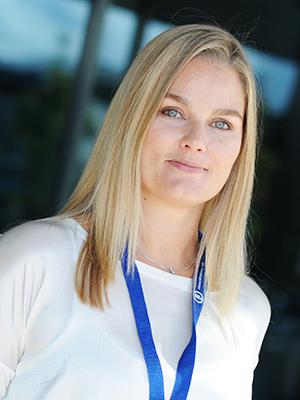 Hanne Charlotte Schjelderup-Eriksen. Foto: Jordmorforbundet