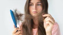 Miste hår amming