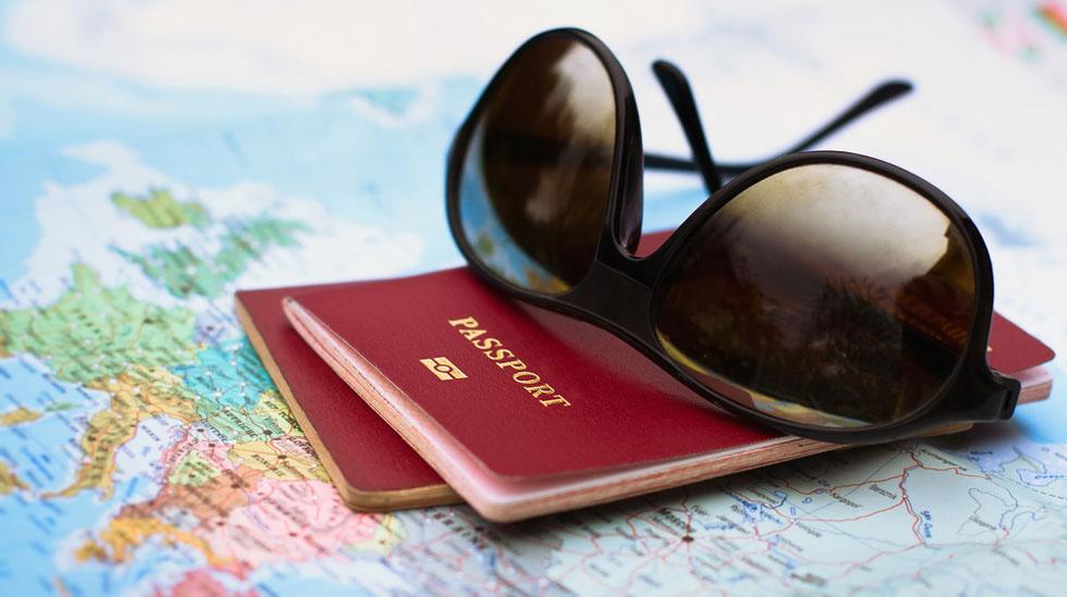 Har du funnet fram passet til ferien? Illustrasjonsfoto: Shutterstock