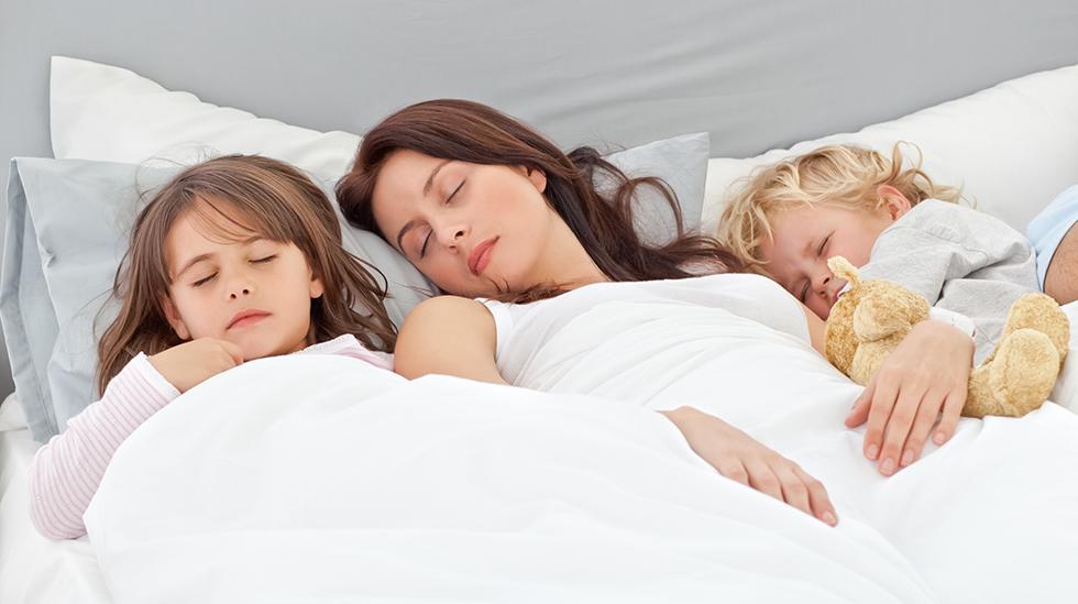 Hvem sover i hvilken seng i natt? Illustrasjonsfoto: Shutterstock