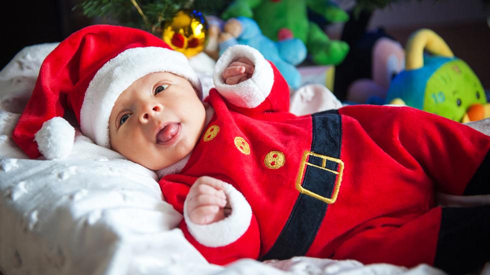 Venter du en liten julebaby? Gratulerer! Illustrasjonsfoto: Shutterstock