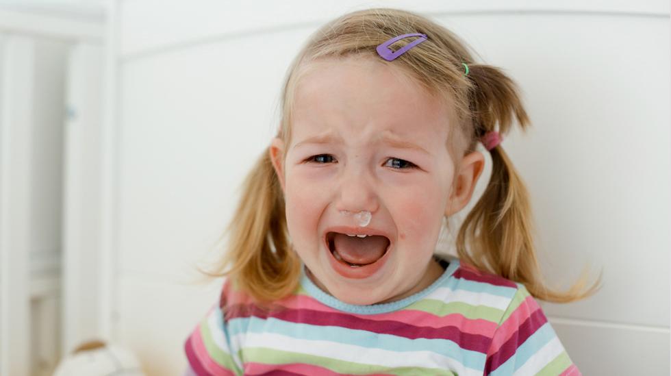 Føler du at barnet ditt har litt for mye vilje? Illustrasjonsfoto: Shutterstock