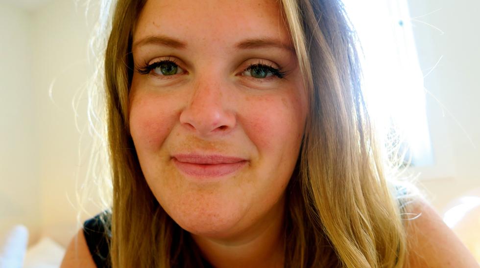 Thea Klingenberg er programleder i podcasten Foreldrerådet. Foto: privat