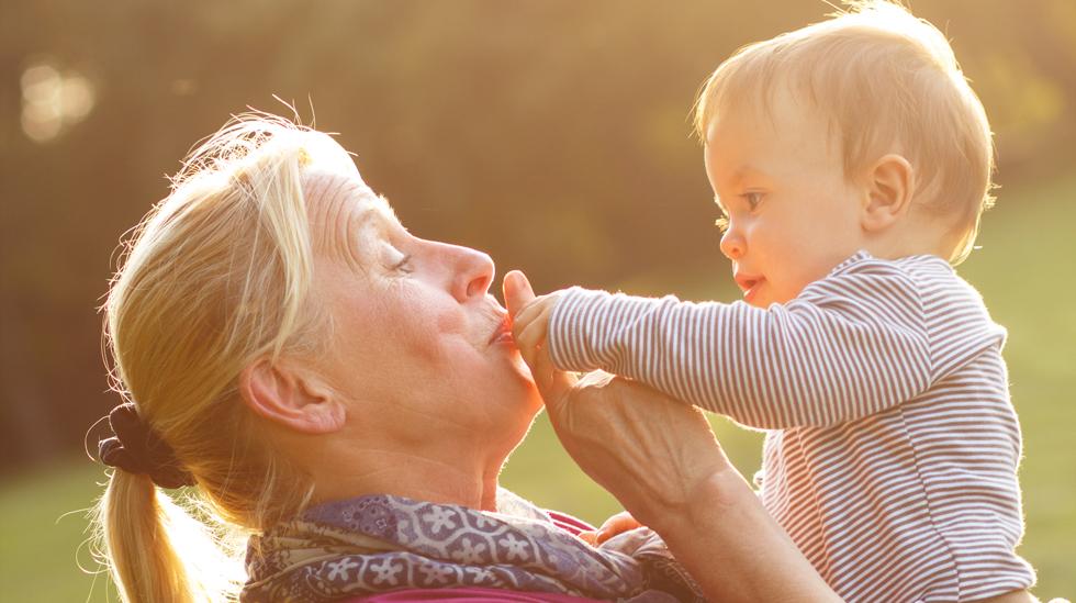 Hva kan en forvente av besteforeldre? Illustrasjonsfoto: Shutterstock