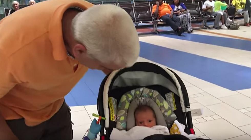 Holdt adopsjonen hemmelig – overrasket familien!