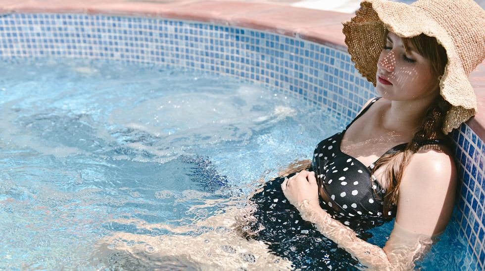 Må sommeren være så ... varm? Illustrasjonsfoto: Shutterstock