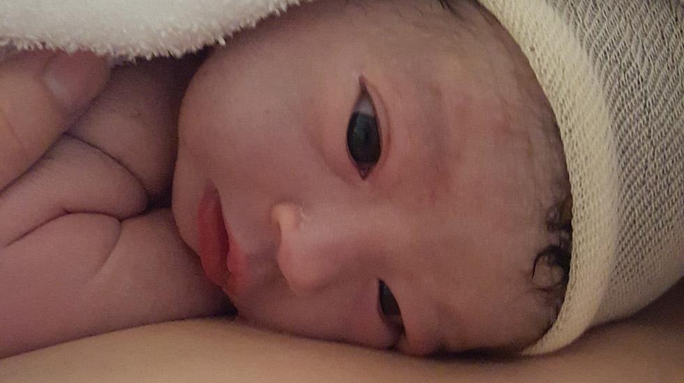 Nydelige lille Matilde. Foto: privat
