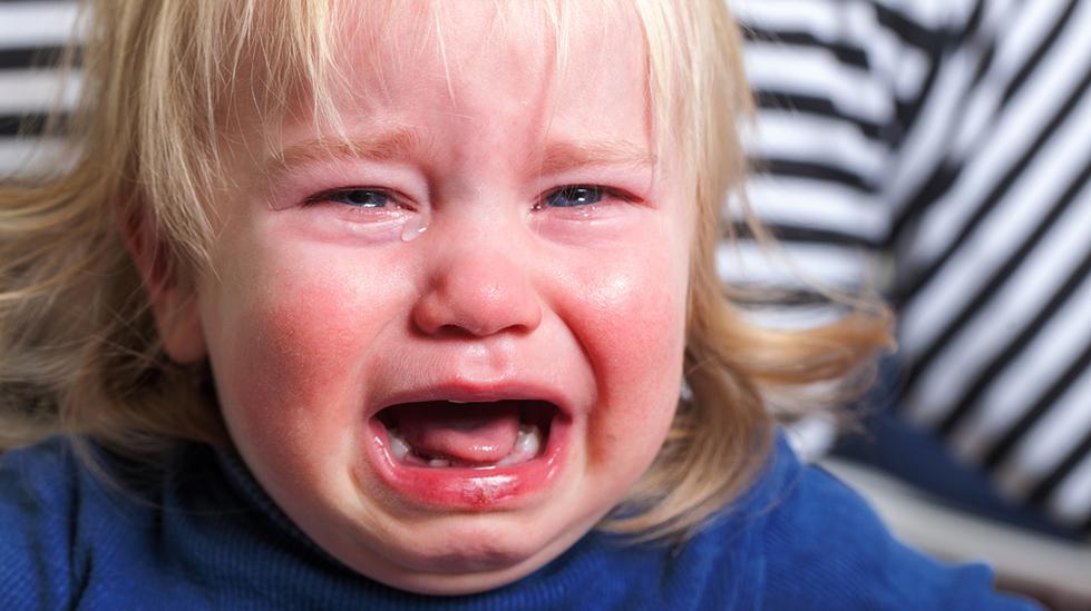 Med barnehagestart følger ofte en del sykdom. Det er helt normalt og vanlig. Illustrasjonsfoto: Shutterstock