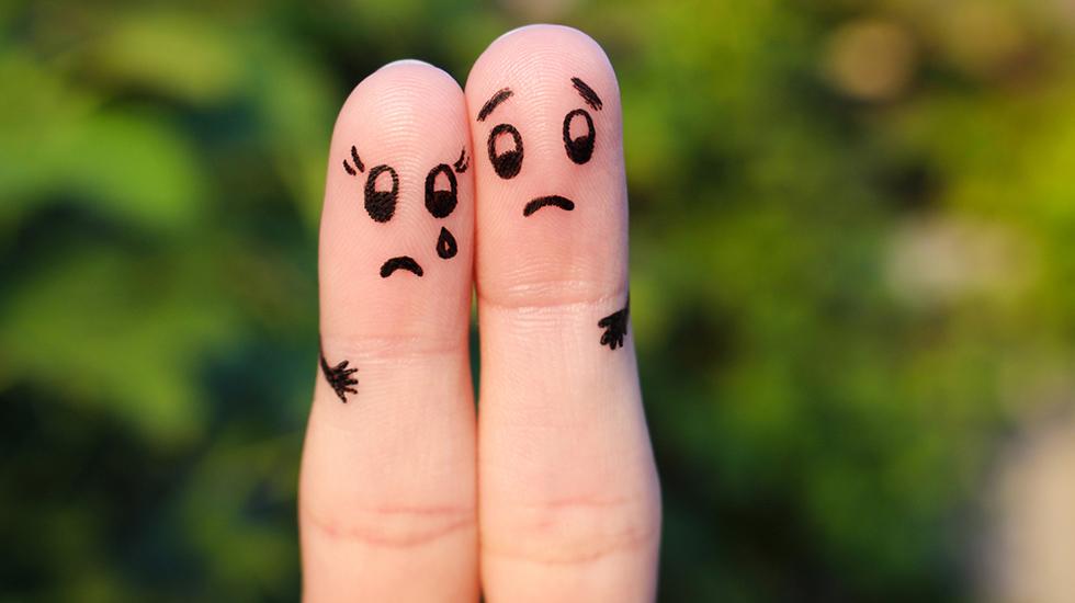 Det er sårt når ønsket om barn er stort, men en ikke lykkes. Illustrasjonsfoto: Shutterstock