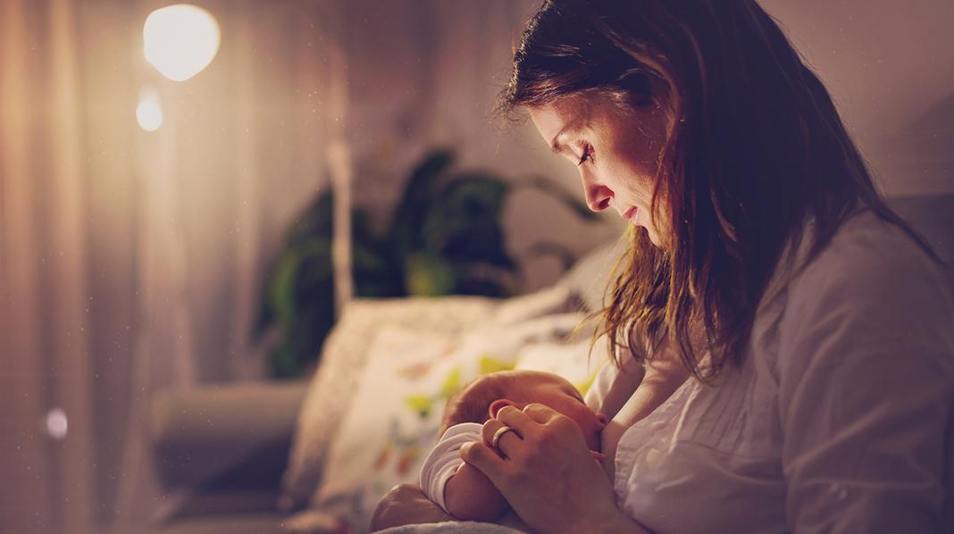 Du har enerett på følelsene dine knyttet til amming. Illustrasjonsfoto: iStock
